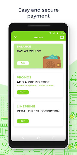 Lime - Your Ride Anytime  screenshots 5