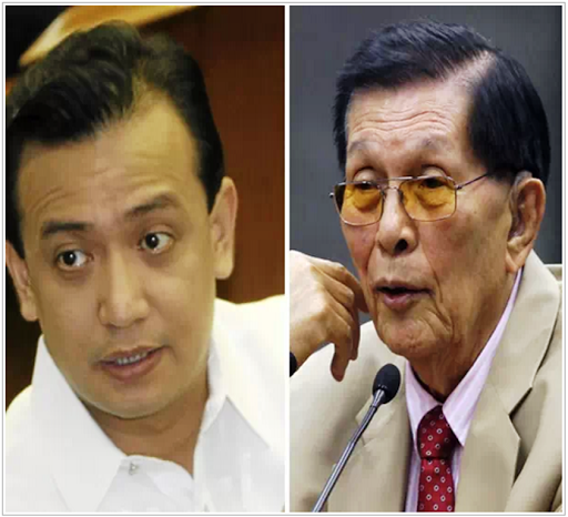 Sen Trillanes Secretly meet China and betrayed the Philippines