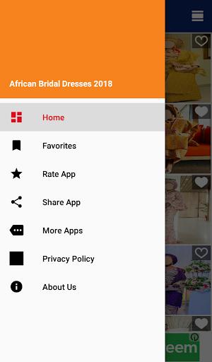 African Wedding Dresses 2018 1.2.0 screenshots 8