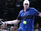 John Isner reist gezien de huidige maatregelen niet af naar de Australian Open