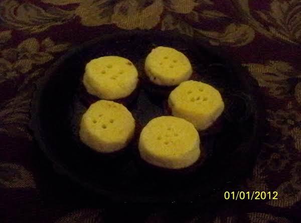 Coconut Buttons Recipe