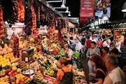 Рынок de Sant Josep de la Boqueria