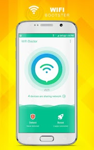 Wifi Booster - Wifi enhancer Screenshot
