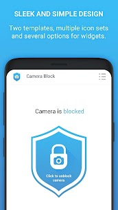 Camera Block – Spyware protect Pro v1.58 (unlocked) APK 6