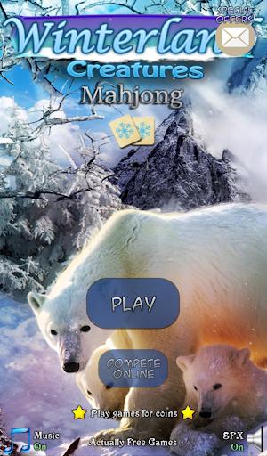 Hidden Mahjong: Winterland