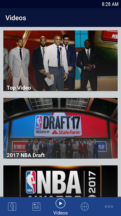 best nba android app