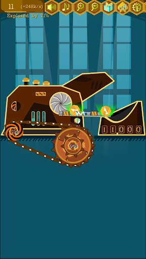 Idle Coin Factory: Incredible Steampunk Machines apkdebit screenshots 2