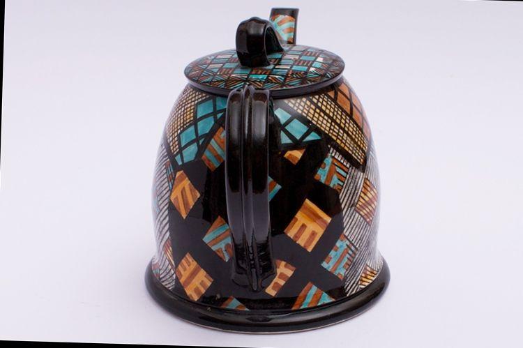 Madoline Keeler Ceramic Teapot 01