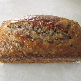 Banana Nut Loaf a Quick Bread