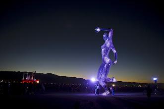 Photo: Sculpture at Burning Man  from Trey Ratcliff at www.stuckincustoms.com