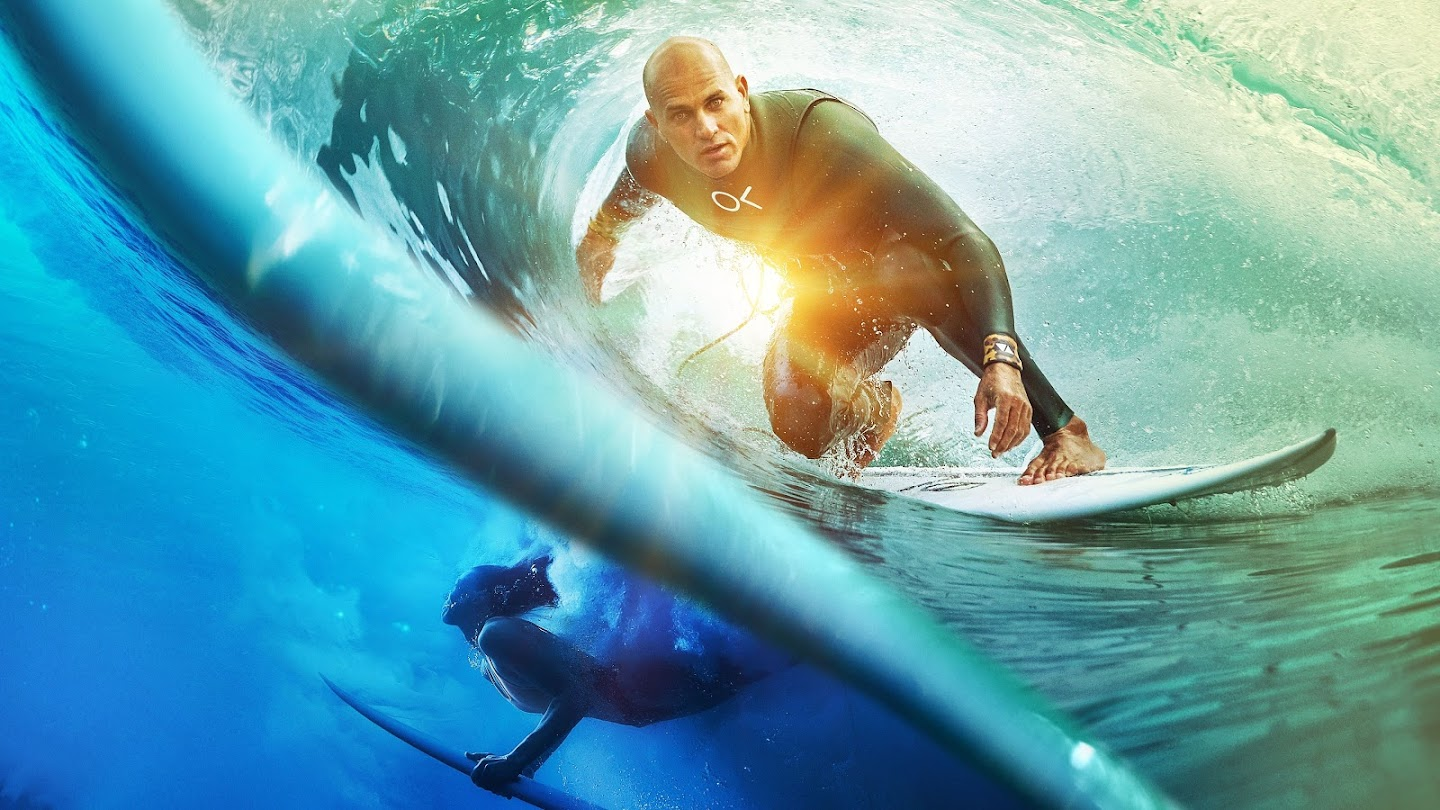 Watch The Ultimate Surfer live