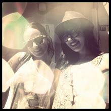 Photo: with Nolwenn  #NolwennLeroy