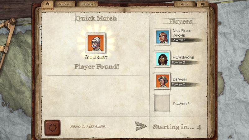 Evolution : The Video Game Screenshot 4