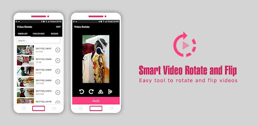 Smart Video Rotate and Flip - Rotator and flipper for PC