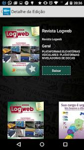 Revista Logweb screenshot 1