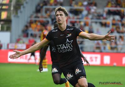 Alexander Blessin kan mogelijks niet rekenen op sterkhouder in het duel tegen KV Mechelen