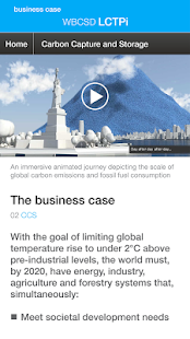WBCSD digital- screenshot thumbnail