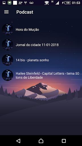 Rádio Ebamix screenshot 5