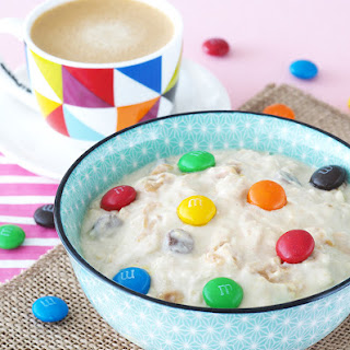 Monster Cookie Overnight Oats