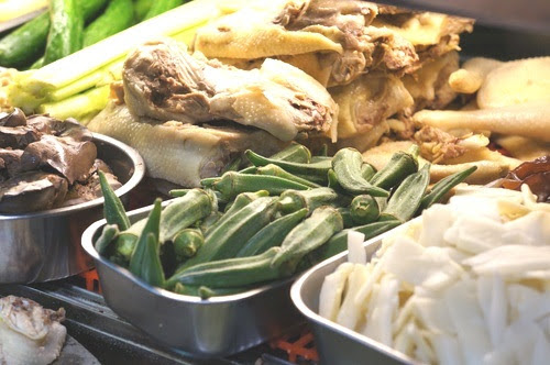 板橋美食推薦-光仁中學旁母女檔【香辣滷味鹹水雞】