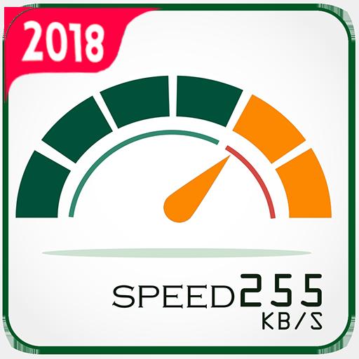 Internet speedmeter check