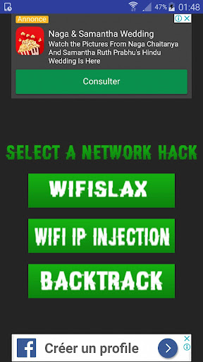 ✅ Wifi Password Hacker simulator for PC
