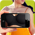 audery Girl Figure Scanner prank/Camera body scan icon