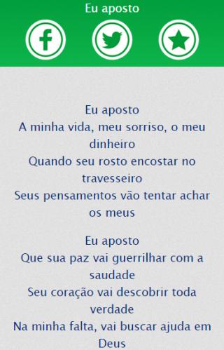 Eduardo Costa Musicas Letras APK