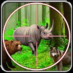 Hunt Jungle Animals Icon