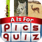 Pics Quiz: A Is For