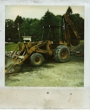 Photo: The Old Backhoe
