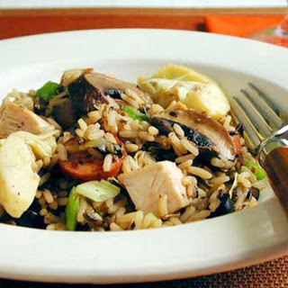 Chicken Artichoke Wild Rice Recipes