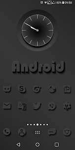 Type-4 Icon Pack 2.3 Mod APK Updated 3