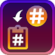 copy hashtags for instagram (Beta) Download on Windows