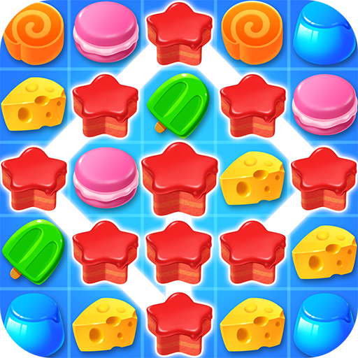 Cake Splash 休閒 App LOGO-APP開箱王