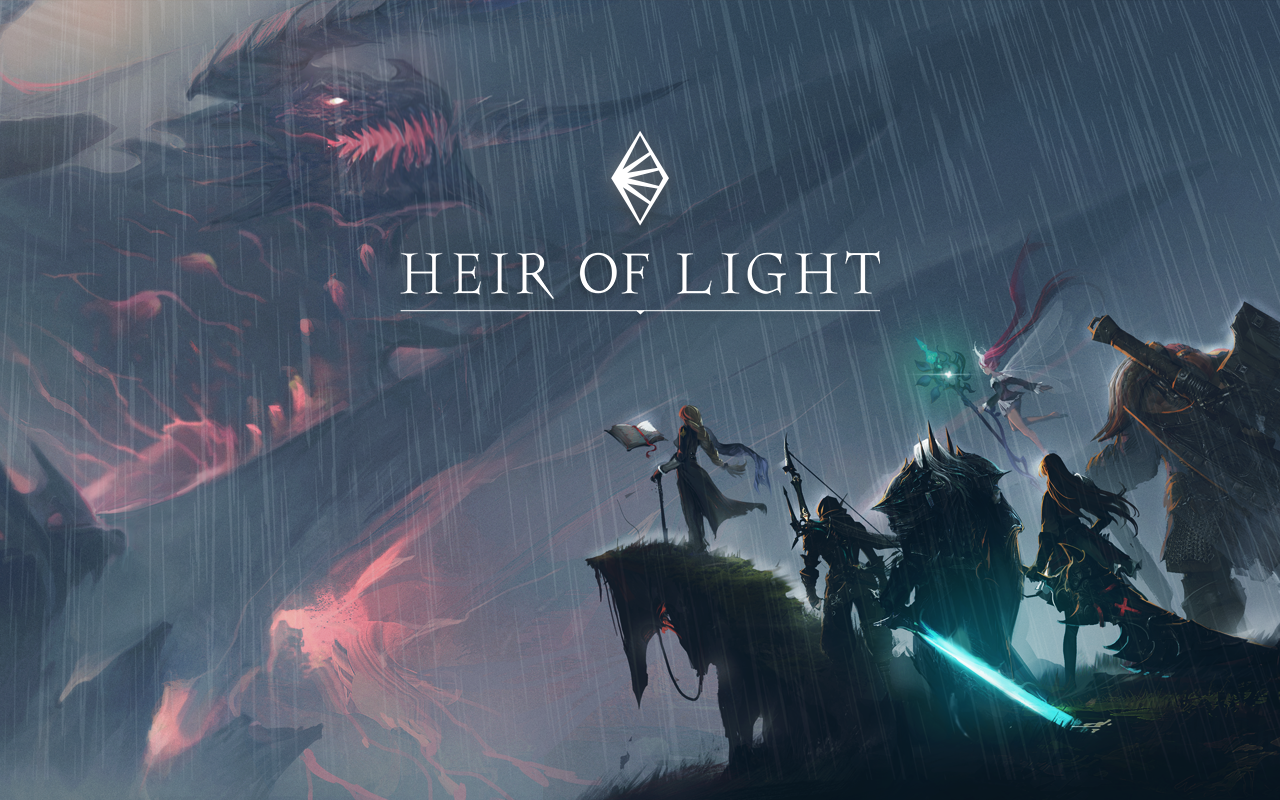 HEIR OF LIGHT- screenshot