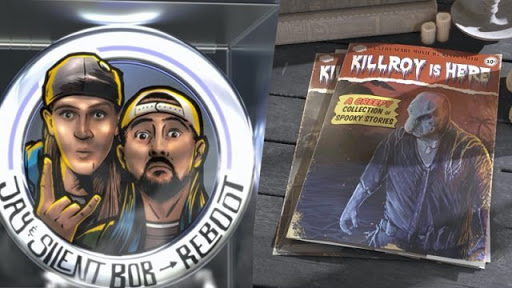 Kevin Smith to Auction Horror Film Killroy Was Here as an NFT