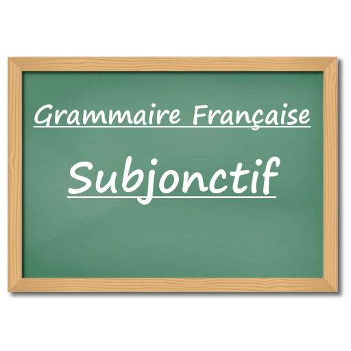Subjonctif - Study French Grammar Free and Fast Icon