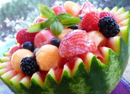 Fruit Salads Recipes - náhled