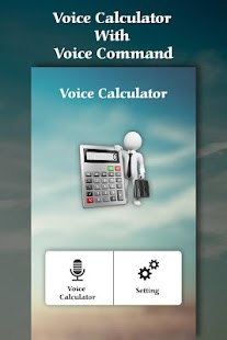 Voice Calculator - náhled