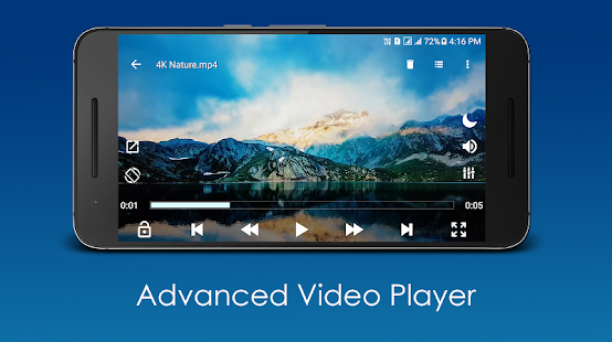 Video Player HD Screenshot