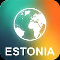 Estonia Offline Map icon