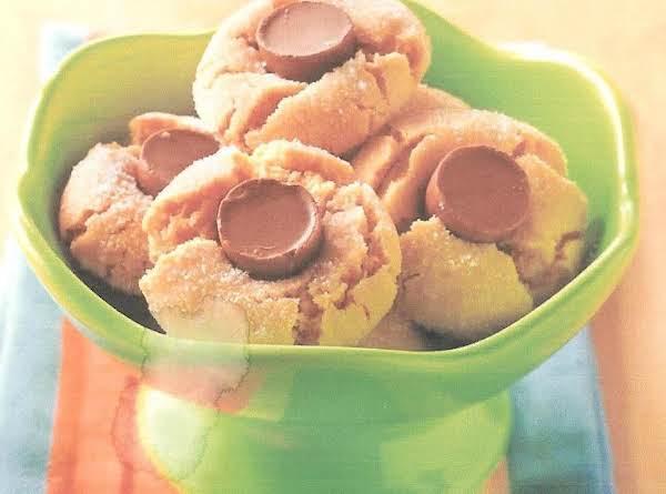 Chocolate-peanut Butter-caramel Cookies