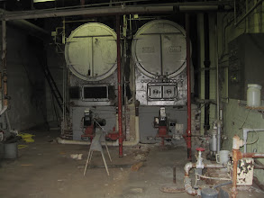 Photo: Boilers.