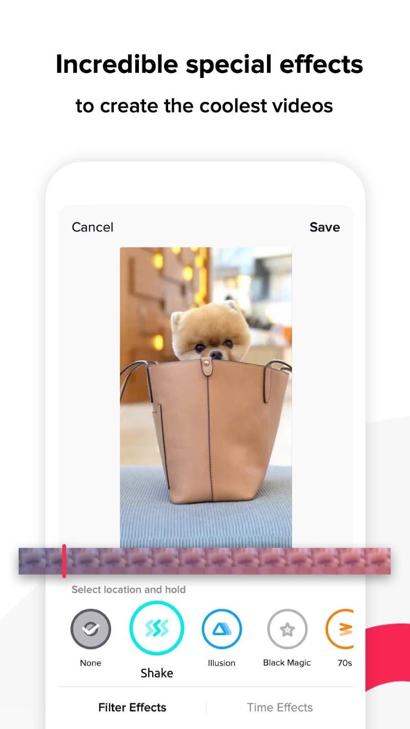 TikTok - including musical.ly Screenshot 3
