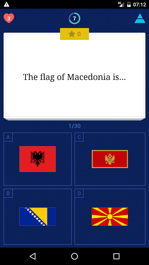 Quizio PRO: Quiz game- screenshot