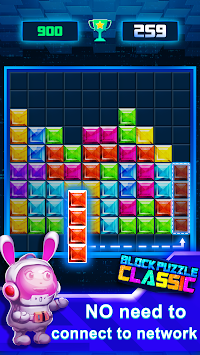 Block Puzzle Classic Plus apk screenshot