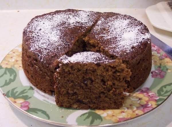 Banana Walnut Cake Bread  W/ The Crockpot Recipe