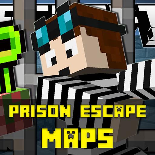 Prison Escape Maps For Minecraft PE Apps On Google Play - Minecraft prison escape spielen