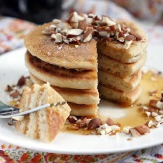 Paleo Pancakes (Grain-Free, Dairy-Free).